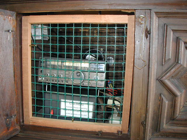 Original K6LLL (in cat-proof cabinet!)