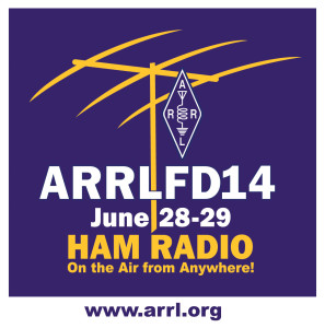 Field Day 2014 Logo