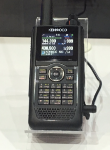 Kenwood D-STAR HT