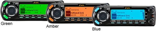 ICOM ID-4100 Graphic
